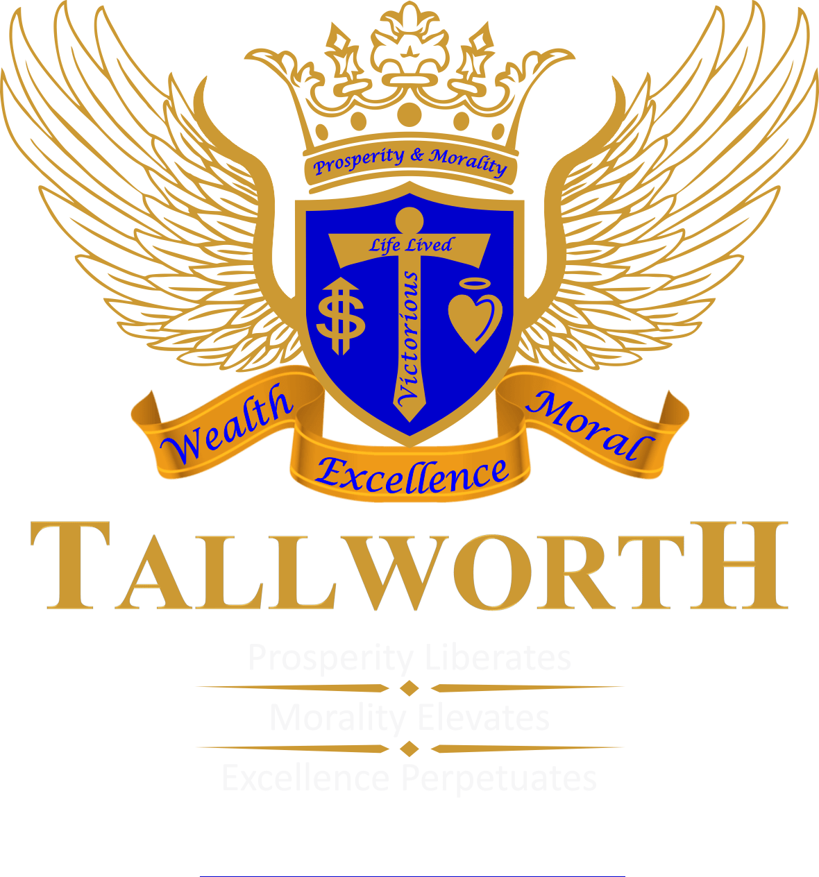 The Tallworth Charity Crest